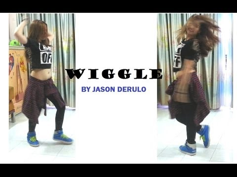 'Wiggle' Jason Derulo ft Snoop Dogg Dance Cover (@MattSteffanina)