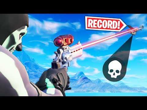 SCOPED REVOLVER *WORLD RECORD*!! - Fortnite Funny WTF Fails and Daily Best Moments Ep. 879