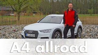 Audi A4 2016 allroad quattro | 3.0 TDI | Test Drive | Review | Car | English
