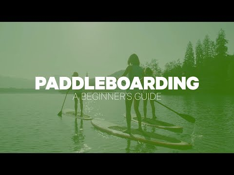Paddleboarding: A Beginner's Guide
