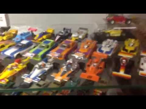 Vintage Aurora AFX Slot Car Collection, some rare ones