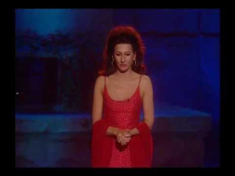 """Lucia Aliberti, Tosca """"Vissi d'arte"""", conductor Julius Rudel"""