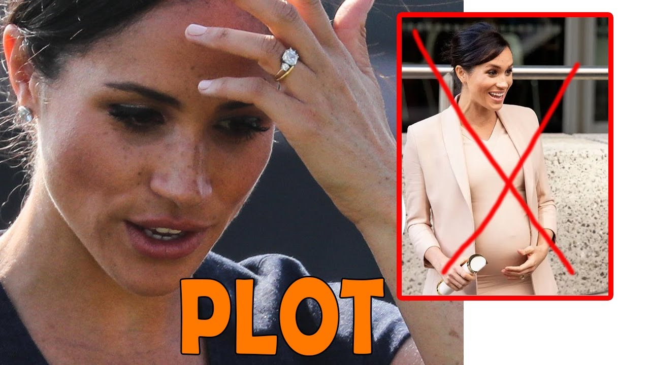 Download Royal admits Meghan is fake pregnancy! The surrogacy plot is gradually revealed
