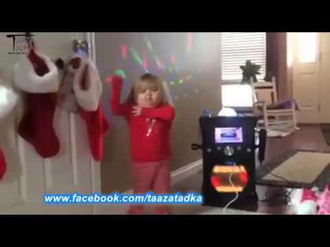 Cute Baby Rockstar Viral Video