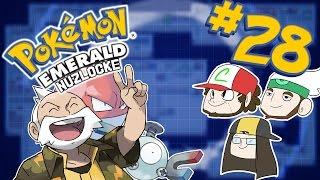 Pokemon Emerald NUZLOCKE Part 28 | TFS Plays