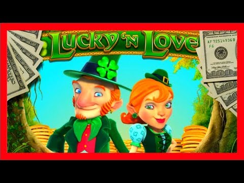 BIG WIN! LIVE PLAY and Bonuses on Lucky In Love Slot Machine