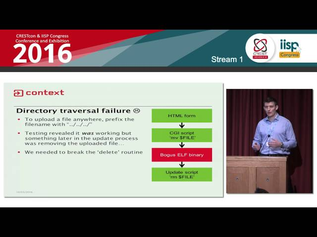 Push to Hack: Alex Farrant, Context Information Security