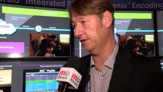 IBC 2014: Stefan Weidner, Imagine Communications
