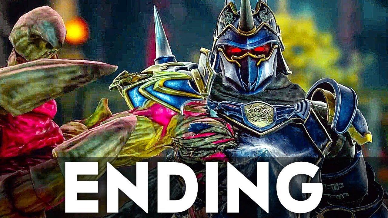 SOUL CALIBUR 6 Ending + Final Boss Soul Chronicle Story Mode
