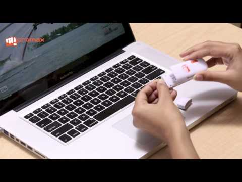 Micromax MMX 219W Unboxing Video
