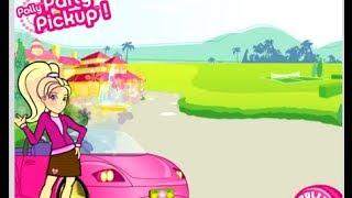 Polly Pocket Games - Polly Pocket Pick Up Game - Car Games