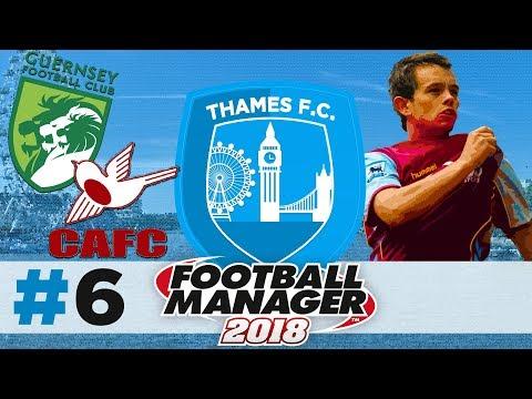 THAMES FC   EPISODE 6   £50,000 DEBT!   FOOTBALL MANAGER 2018