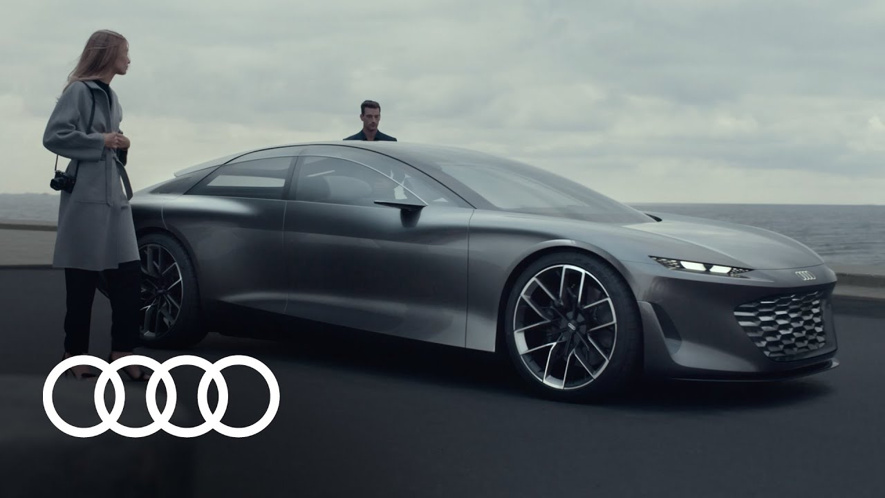The next chapter of progressive luxury: the Audi grandsphere concept