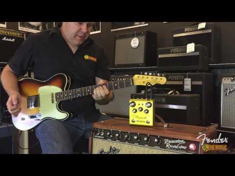 Fender Custom Shop 1962 Custom Telecaster Demo | Big Music Shop