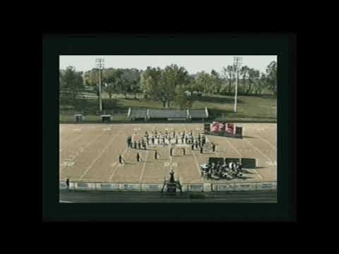 North Oldham High School Marching Band 2008