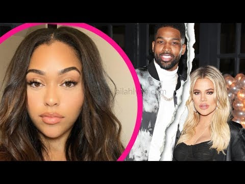"""Jordyn Woods Finally SPEAKS OUT After Tristan Thompson Accusations! Says It&#;s """"been real"""""""