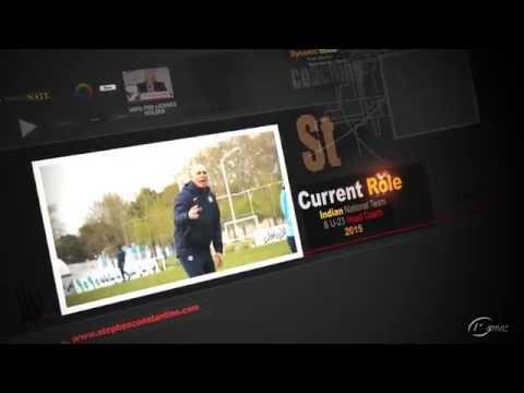 STEPHEN CONSTANTINE uefa pro license holder / fifa instructor