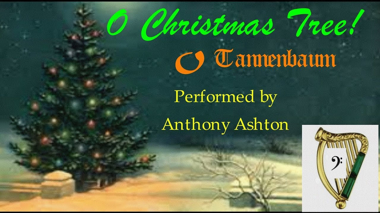 O Christmas Tree - with Lyrics (O Tannenbaum) - YouTube