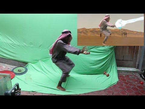 Kocak! Dibalik Video SAYUR QOL Versi ARAB