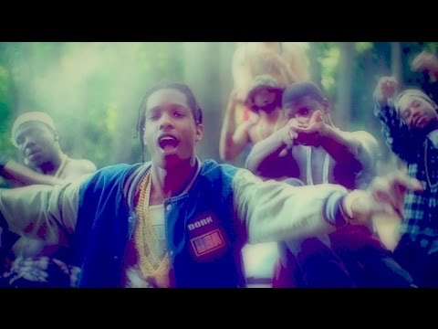 Clams Casino Type Beat Ft. A$AP Rocky: A$AP Mob Forever