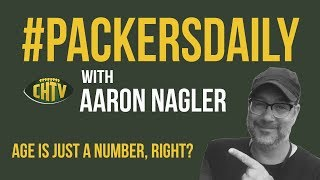 #PackersDaily: Age is just a number, right?
