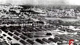 L'ancien camp d'internement de Compiègne