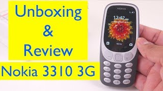 nokia 3310 3G review
