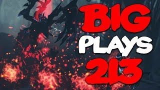 Dota 2 - Big Plays Moments - Ep. 213