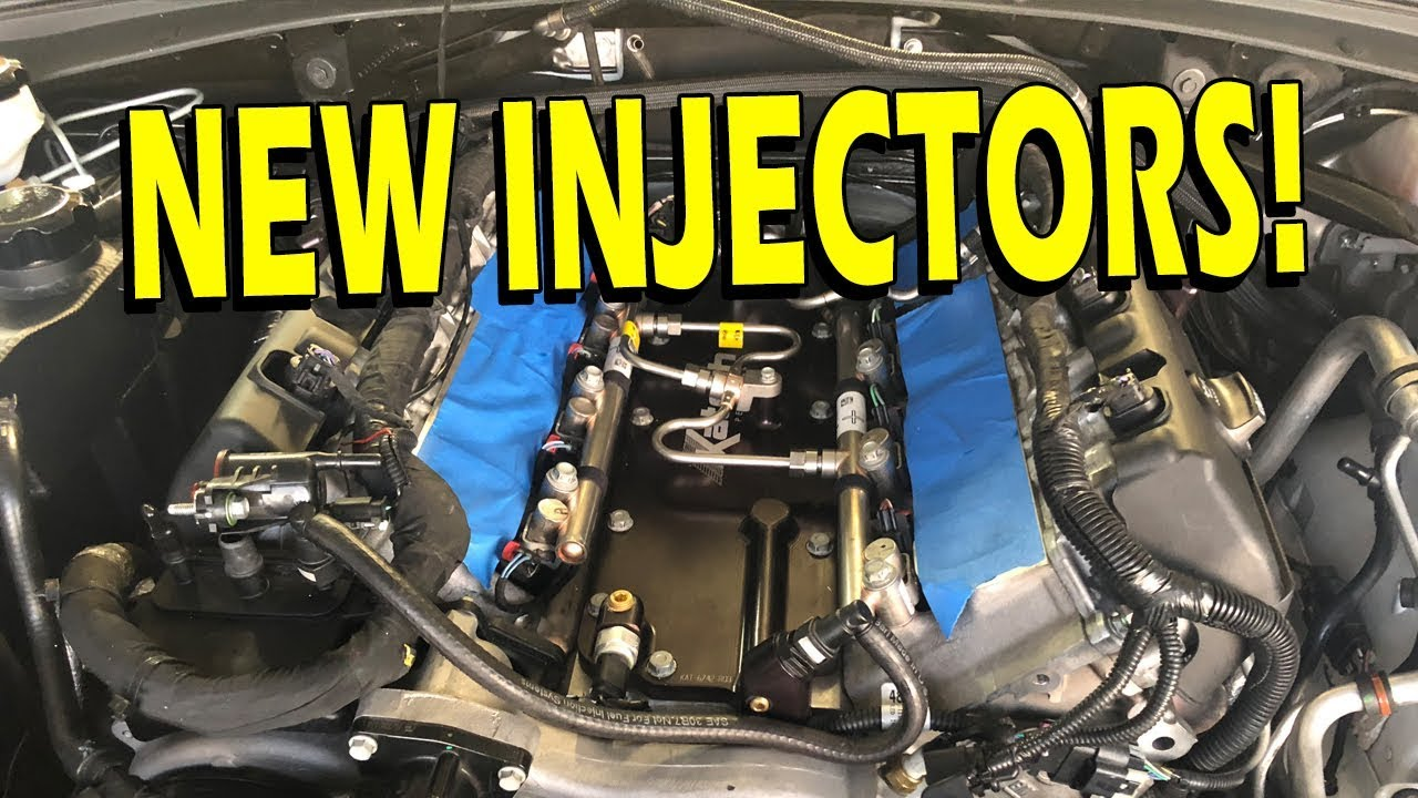 Fuel Injector Connection Gdi Lt1  Lt4 High Flow Direct