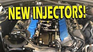 Fuel Injector Connection GDI LT1/LT4 High Flow Direct Injectors
