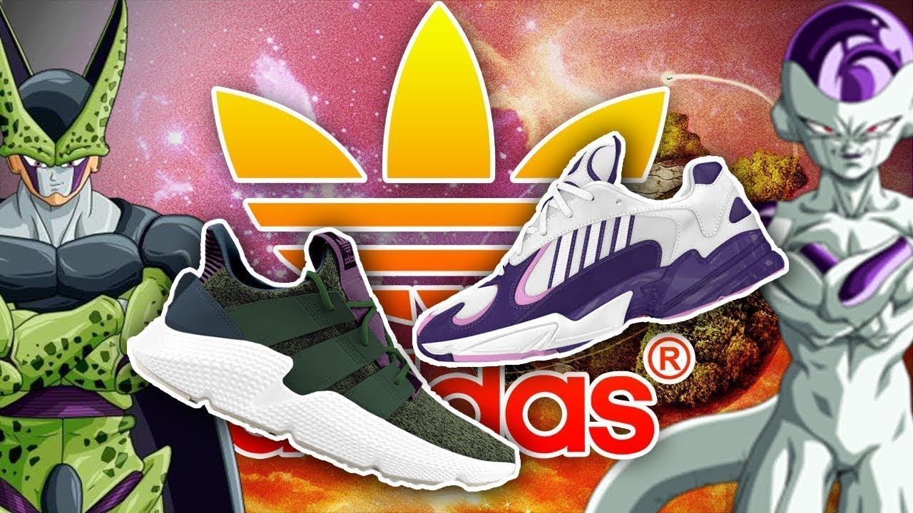 factory authentic acb6c 9a5b5 The Complete adidas x Dragon Ball Z Collection