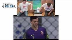 Virtuelle Fußball EM, Gruppe C, Island - Norwegen