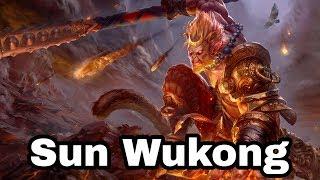 Sun Wukong, Le Roi des Singes (Mythologie Chinoise)