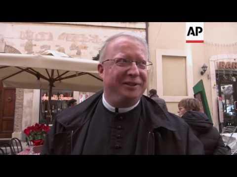 Criticism as McDonalds opens near Vatican