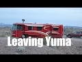Leaving Yuma