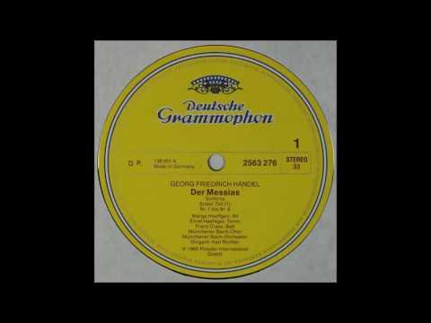 Handel, Der Messias, Gundula Janowitz, Marga Hoeffgen, Ernst Haefliger, SIDE 1