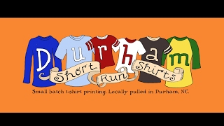 Durham Short Run Shirts: Indiegogo Campaign 2017