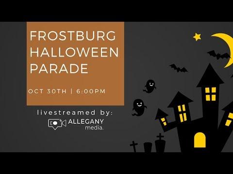2018 Frostburg Halloween Parade