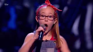 Brooke Burke  Performs  Don't Stop Me Now On The Voice Kids