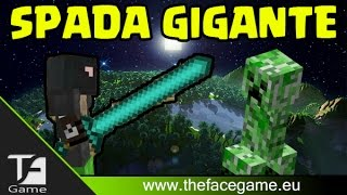 SPADA GIGANTE in DIAMANTE !! #StoCrafto 2.0 E9