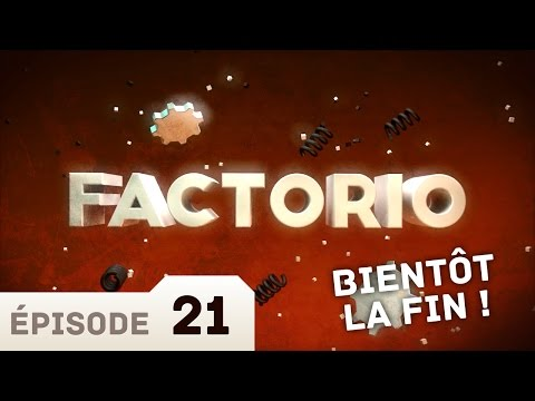 FACTORIO 021 | Fabriquer le lance-missile !