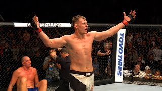 Fight Night London: Alexander Volkov - This Fight Brings Me Closer To The Belt