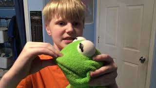How I Made Kermit And How I Do The Voice