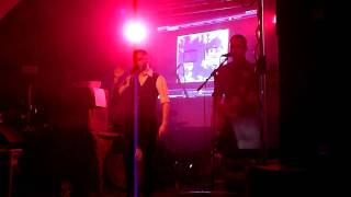 KARMA MARATA (Apocalyptic Folk) ) LIVE wo die Masken fallen song 06 LUCE NERA.MOV
