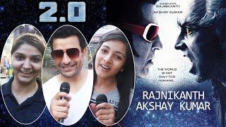 FANS Excited For Rajnikanth-Akshay Kumar's 2.0 Movie