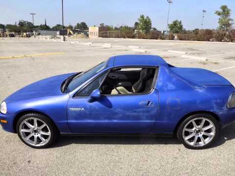 1995 Honda Del Sol for sale