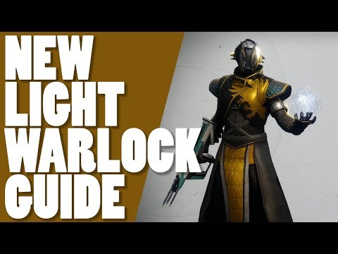 New Light Warlock Guide | Destiny 2 Shadowkeep