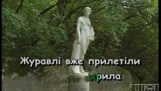 СМЕРЕКА — караоке Українська народна пісня Ukrainian folk song karaoke