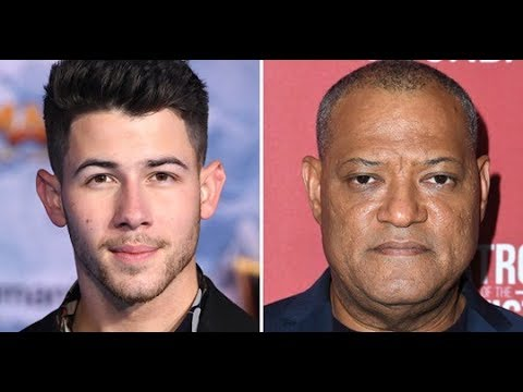 Nick Jonas & Laurence Fishburne to star in the thriller The Blacksmith