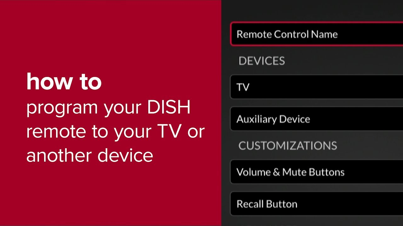 DISH Support, Tools and Troubleshooting | MyDISH | DISH
